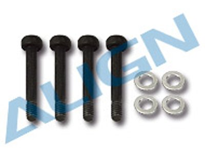 Washer Head Screws Traxxas - ALIGN M2 Socket Collar Screw with Washer