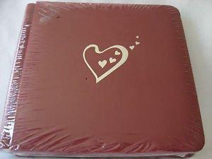 Creative Memories Red Heart 7 x 7 album (X 7 7 Creative Album Memories)