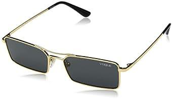 Amazon.com: Vogue Mujer vo4106s 55 anteojos de sol 55 mm ...