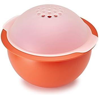 Amazon.com: Tazón de cocina para microondas, 1 pieza ...