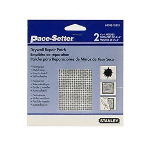 PaceSetter G15215 4 by 4 Repair Patch, 2-Pack by ()
