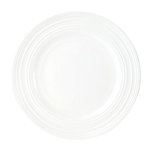 Mikasa Ciara Dinner Plate, (Bone White Dinner Plates)