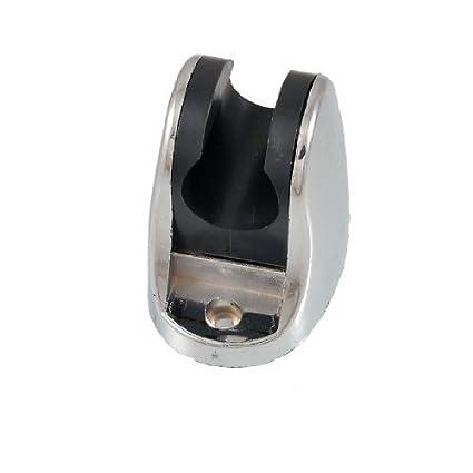 profiter du meilleur prix en présentant gamme exceptionnelle de styles et de couleurs eDealMax Salle de ton argent 19mm noir Dia poignée douche ...