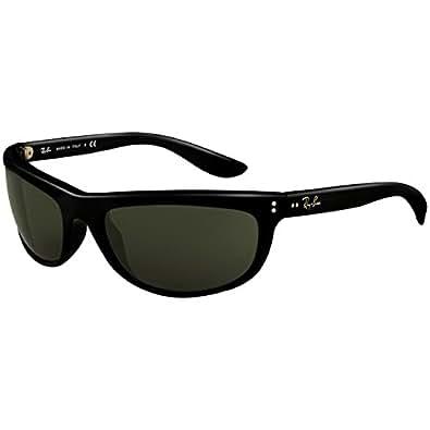 Amazon.com: Ray-Ban Balorama Sunglasses RB4089 - 601: Ray