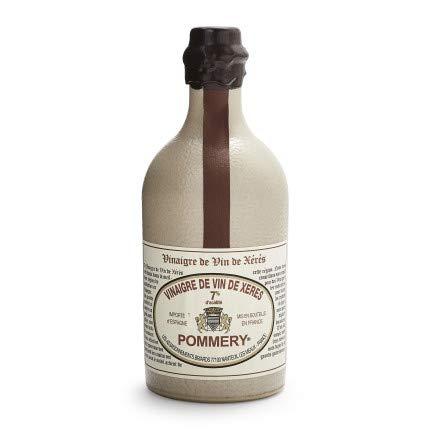 (Pommery Aged Sherry Wine Vinegar in a Sandstone Bottle - 16.9oz)