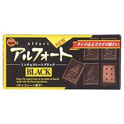 ブルボン アルフォート ミニチョコレート ブラック 12個×30(10×3)個入