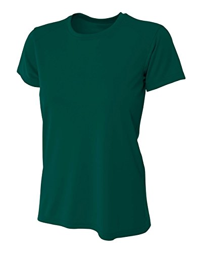 Used, A4 Women's Cooling Performance Crew Short Sleeve T-Shirt, for sale  Delivered anywhere in Canada