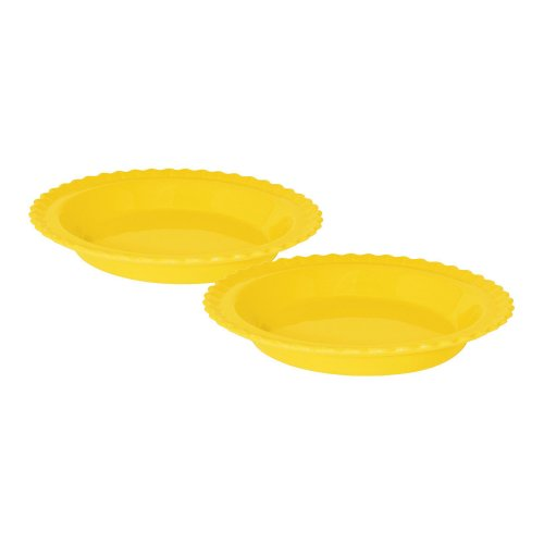 Chantal 9 in. Classic Pie Dish - Set of 2