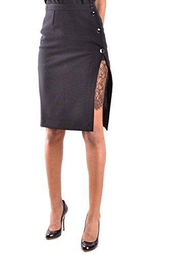 ermanno-scervino-womens-gn0099-black-polyester-skirt
