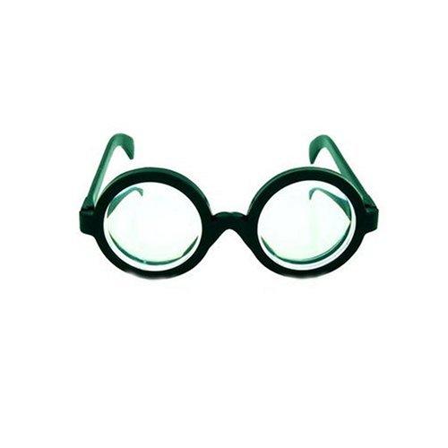 PARTY DISCOUNT Riesen-Augen-Brille - Lupenbrille - Doktorbrille - Doofie-Brille 21907