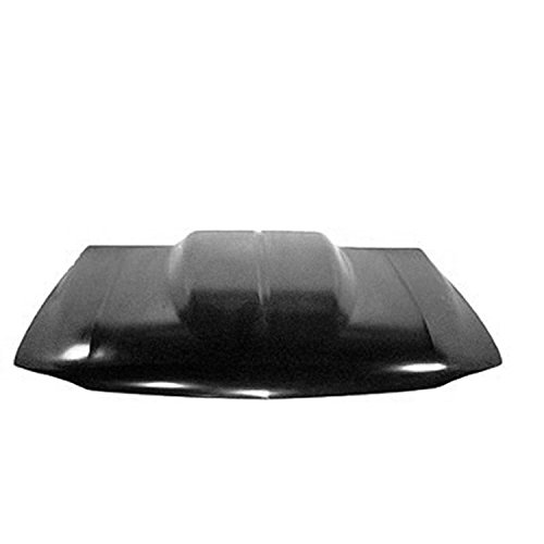 OE Replacement Cowl Induction Hood Panel GMC PICKUP GMC SIERRA 2000-2006 (Cowl Replacement)