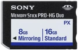 PX Sony 16GB Mirroring Memory Stick