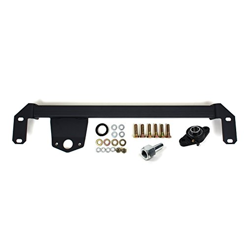 NEW DODGE RAM 2500 3500 4X4 GASOLINE AND DIESEL MODEL BRAND NEW STEERING GEAR BOX STABILIZER BAR (4 WHEEL DRIVE ONLY) 5.7L 6.4L 6.7L (Washers Steering Box Nut)