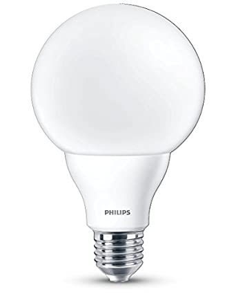 philips e27 led edison screw globe 10 w warm white lighting. Black Bedroom Furniture Sets. Home Design Ideas