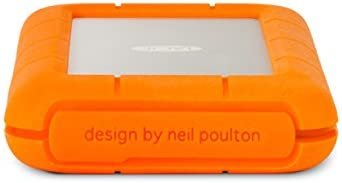 LaCie Rugged Mini - Disco Duro portátil SSD para Mac y PC, 500 GB ...