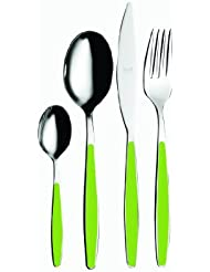 Mepra Caramella 24 Piece Kitchen Set Acid Green