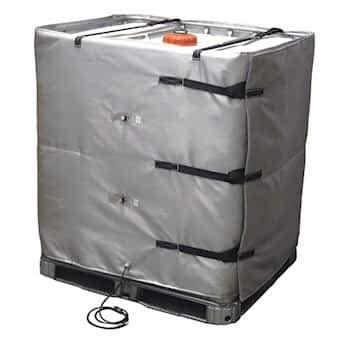 - BriskHeat TOTE361-ADJ Tote Tank/IBC Blanket Heater, 36