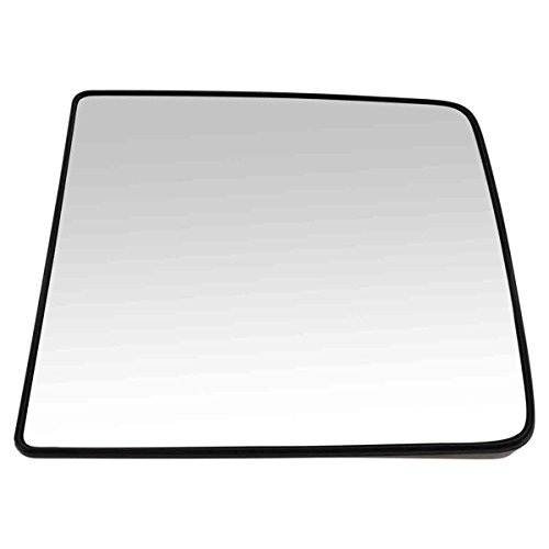 Replacement Upgrade Towing Mirror Glass LH Driver Side for Super Duty F250 - Driver Mirror Duty Super Lh
