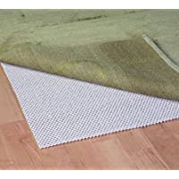 Grip-It Extra Cushioned Non-Slip Rug Pad for Rugs on Hard Surface Floors, 2 by 4-Feet