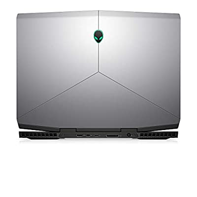 "Alienware M15-8th Gen Intel Core i7-8750H (6-Core, 9MB Cache, up to 4.1GHz w/ Turbo Boost)-15.6"" FHD (1920 x 1080) Narrow-Border - Epic Silver-16GB, 2x8GB-512GB PCIe M.2 SSD-Nvidia RTX 2060 6GB GDDR5"