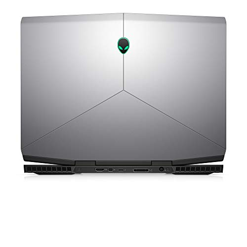 "Alienware M15 Gaming Laptop Intel i7-8750H, 15.6"" 300 Nits FHD 144hz Refresh Rate -16GB, 2x8GB, 512GB PCIe M.2 SSD, RTX 2060 6GB, 17.9mm Thick & 4.78lbs"