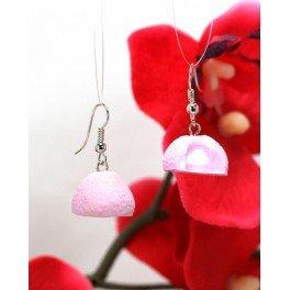 bon marché nouvelle saison style à la mode Boucles d'oreilles Fraises tagada pink: Amazon.fr: Bijoux