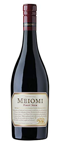 Meiomi Pinot Noir Red Wine, 750 mL bottle