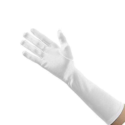 (Women Elegant Elbow Length 15