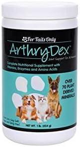 Amazon.com: Soporte de articulación para mascotas supplemts ...