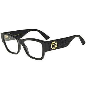 Eyeglasses Gucci GG 0104 O- 001 BLACK /