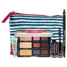 Too Faced Pardon My French Set Bonjour Soleil 2014 Eye Shadow Palette