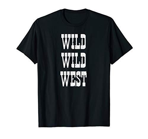 Wild Wild West Tee Shirt ()