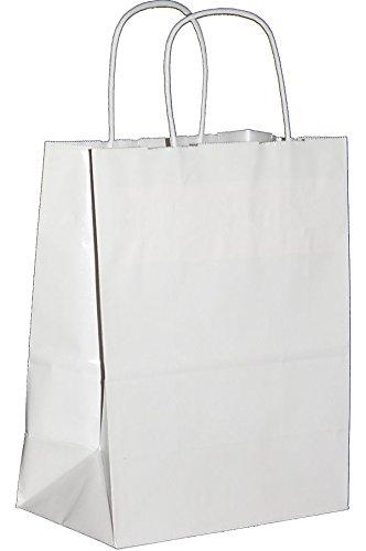 【人気急上昇】 Flexo 250 wt13615plain 13 15.5 x 6 x 15.5 Tuffyツイストハンドル紙shopper44 ;ホワイト ;ホワイト – ケースof 250 B07C7WLPG2, 葦北郡:8de6713a --- arianechie.dominiotemporario.com