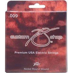 (Peavey HP(TM) Custom Shop Nickel Wound Electric Guitar Strings 9s)