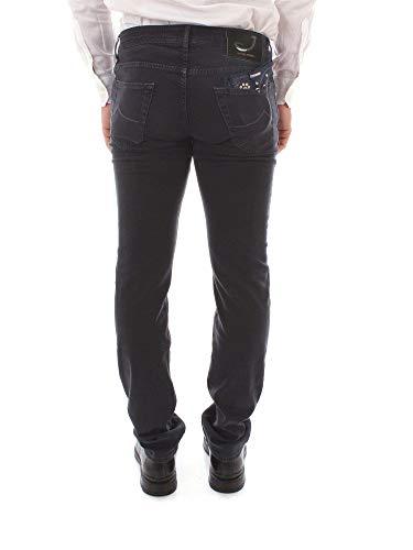 Cohen Comf Jeans Blu jcu 01 35 Jacob 50 j622 Black Uomo CBroedxEQW