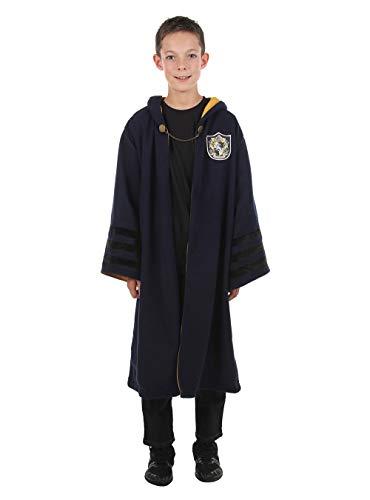 elope Fantastic Beasts: The Crimes of Grindelwald Hufflepuff Kids Robe ()