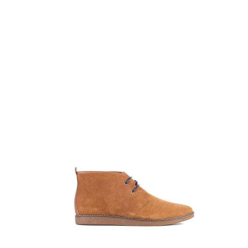 FRED PERRY CHRISTIE SUEDE Marrón