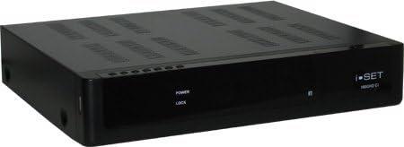 I Set 1600 Hd Ci Receiver Schwarz Elektronik