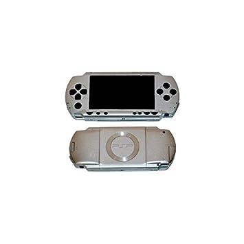 Carcasa Completa PSP SLim Plata: Amazon.es: Electrónica