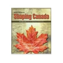 Shaping Canada Student Text