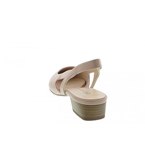 de Mujer 058 Rosa 22145 Vestir para Zapatos Peter Kaiser 0gHqwP