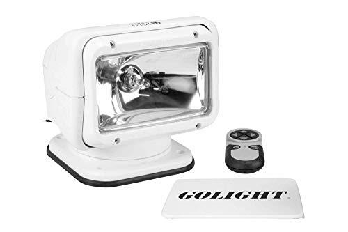 Golight Radioray GL-2000 wireless remote control spotlight - permanent mount