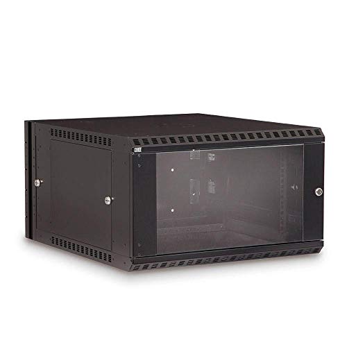 GOWOS Rackmount Swing Out Wall Mount Cabinet, -