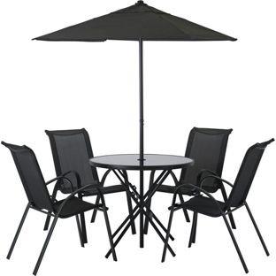 Sicily Garden Furniture Sicily 4 seater patio set amazon sports outdoors sicily 4 seater patio set workwithnaturefo