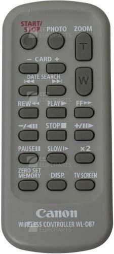 (Canon Wireless Controller, WL-D87(E), D83-0752-000)