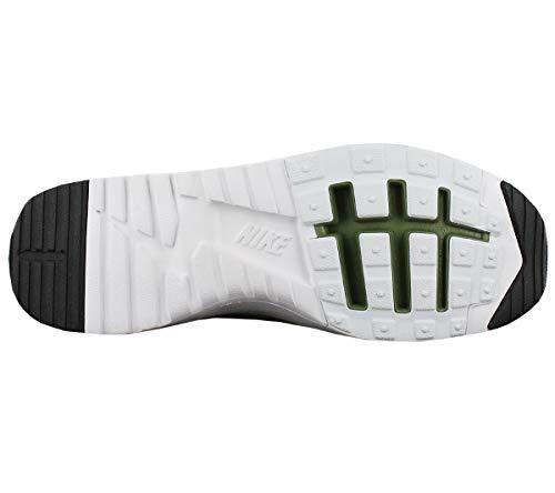 Nike Air Max Thea Ultra Fk Womens Running Trainers 881175 Sneakers Shoes (UK 7 US 9.5 EU 41, Palm Green White Black 300)
