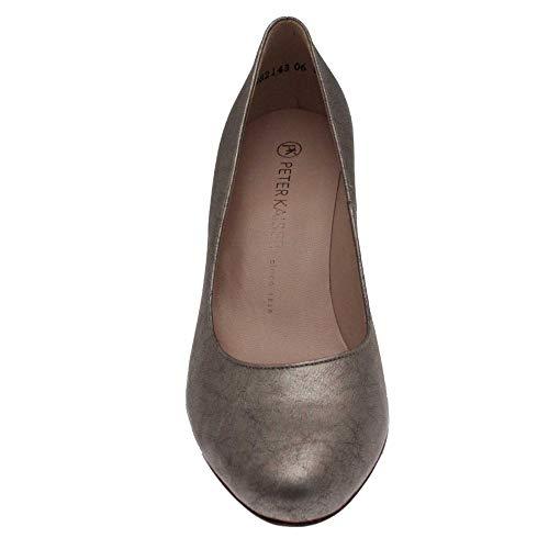 Mujer Kaiser Para Zapatos De Negro Marrón Peter Vestir wqdv1IvX