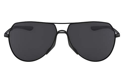 Óculos De Sol Nike Outrider Ev1084 001/62 Preto/cinza