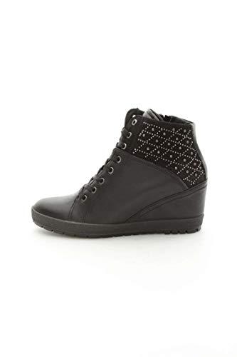 b1240958dc4d3 Nero Donna Sneakers Igi 4825000 amp co xwqRw1I4B