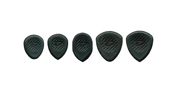 Dunlop 477R505 5.0mm Primetone Pointed Tip Guitar Picks 6-Pack